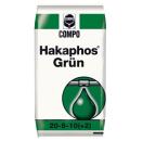 Hakaphos Groen 20+5+10 (+2) (25 kg)