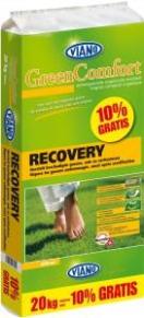 Viano GreenComfort Recovery gazonmest 8-6-13+MgO+Humifirst (20 kg)
