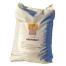Bentoniet korrel 0,5 - 4 mm (kleimineraal) - 25 kg
