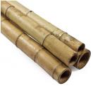 Bamboe  76 cm lang -  6/8 mm *
