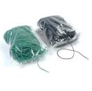 Bindgaine plastiek 3 mm groen 130 m/zakje