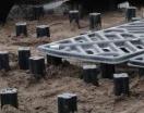 Bomengranulaat/substraat(skeletbodem) 00/16 afgehaald - per m³ *