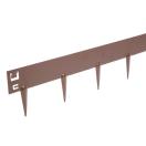 Gazonafboording Ever Edge Pro Edge B  10 x 0,25 x 250 cm  bruin