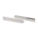 Gazonafboording COL-MET eindverbindingsclip 30,5cm - Verzinkt