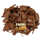 Coloredchips bruin (droog) geleverd