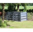 Compostbak kunststof aanbouwmodule 100/100 (1050 L)