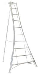 Ladder Vultur (Work Ware) driepunts, aluminium,  verstelbaar - 240cm