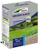DCM Groen-Kalk korrel - 4 kg
