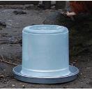 Fonteindrinkemmer verzinkt 5 L
