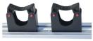 De Pypere ophangsysteem rail 50cm + 3 clips