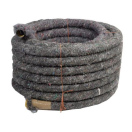 Drainagedarm poly diameter  50 - 50 m/rol