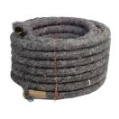 Drainagedarm poly diameter  80 - 50 m/rol