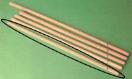 Steel biethak 1300 x 33 mm