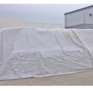 Dekzeil 4 m x 5 m groen 150 g/m²
