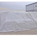 Dekzeil 4 m x 6 m groen 150 g/m²