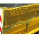 Container knooploos net 3,5 m x 5 m groen