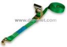 Sjordband met ratelspanner 35 mm x 6 m 3000 daN groen