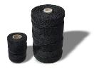 Vermaakgaren PE 1,2mm / 1 kg zwart