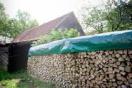 Brandhout afdekzeil 1,50 m x 6,00 m
