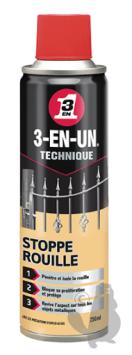 Spray anti-roest 3en1 - 250 ml