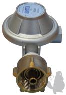 Thermoflamm Drukregelaar - DIN aansluiting
