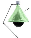 Dazenval H-Trap Funnel Trap