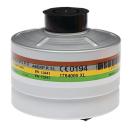 Filter voor volgelaatsmasker N7700+N5400 (A2P3)/stuk