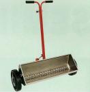 Meststofstrooier Gamo R80 - 30 L inhoud - 80 cm lijnstrooier