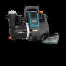 Smart pressure pump set