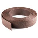 Gazonafboording Ecolat rol 14 x 0.7 x 2500 cm (bruin)