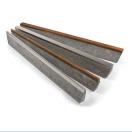 Gazonafboording ecco border Delta(beton) Corten 14.5 x 2 x 125 cm