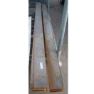 Gazonafboording Metalborder FA Corten 15 x 0,3 x 250 cm