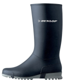 Laarzen Dunlop PVC dames sport blauw 41