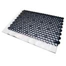 Grindplaat Eurogravel Pro zwart 119 x 78,6 x 3 cm (0,9 m²) (met doek)