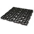 Grastegel Eccodal 80x80x4 cm, zwart (0,64 m²)