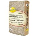 Saniflor Hennepstrooisel - 60 L