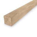 Houten paal vierkant - eik 150 cm x 8 x 8