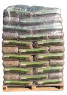 Houtpellets Duitse (Vita Holz) 15 kg - DIN Plus - EN+ A1 - 6 mm pellet geleverd