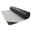 Drainagemat/noppenbaan Isoline G10 - 2 m B x 12,5 lm (25m²) - rol