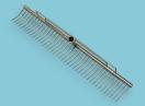 Grashark Atlas metaal 70 cm, 40 tanden