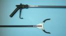Zwerfvuilgrijper Flora, aluminium 92cm met pistoolgreep