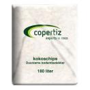 Kokoschips fine - decochips 12-24 mm - 180 L