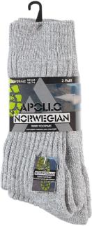Kousen Noorse sokken DZ 46/48 (3 paar)