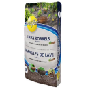 Lavakorrels Saniflor 0/3 mm - 18 L
