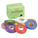 Max tape blauw 26 m - 0.15mm dik - PVC sterkste binding