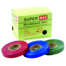 Max super tape rood 26 m - 0,15mm dik