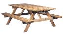 Picknick tafel Gdansk - FSC