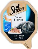 Sheba sauce lover tonijn 85g