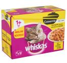 Whiskas MP 1+ casserole gevogelte 18 x 100 g + 6 gratis