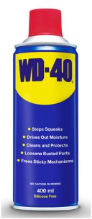 Multi Functiespray WD 40 - 400 ml